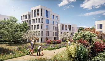 Nanterre programme immobilier rénové « Allée du Colonel Fabien » en loi pinel