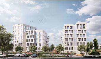 Nanterre programme immobilier neuve « Allée du Colonel Fabien » en Loi Pinel  (2)