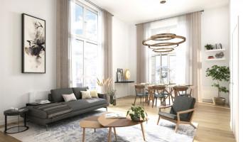 Nanterre programme immobilier neuve « Allée du Colonel Fabien » en Loi Pinel  (3)