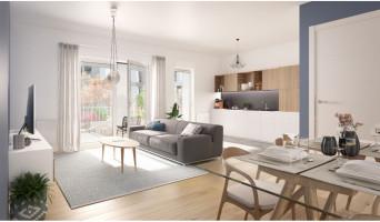 Nanterre programme immobilier neuve « Allée du Colonel Fabien » en Loi Pinel  (4)