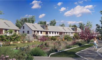 Serris programme immobilier neuve « L'Heure Bleue » en Loi Pinel