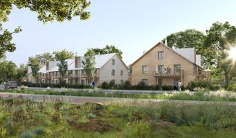 Serris programme immobilier neuve « L'Heure Bleue » en Loi Pinel  (3)