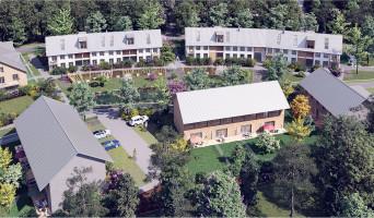 Serris programme immobilier neuve « L'Heure Bleue » en Loi Pinel  (4)