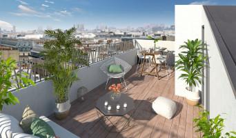 Paris programme immobilier neuve « Le Triptyque »