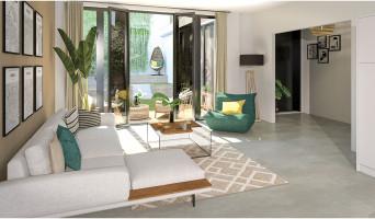Paris programme immobilier neuve « Le Triptyque »  (3)