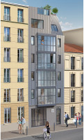 Paris programme immobilier neuve « Le Triptyque »  (5)