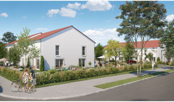 Neuves-Maisons programme immobilier neuve « Horizons »