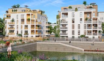 Guyancourt programme immobilier rénové « Les Bords du Lac » en loi pinel
