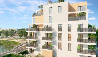 Guyancourt programme immobilier neuve « Les Bords du Lac » en Loi Pinel  (2)