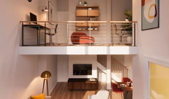 Guyancourt programme immobilier neuve « Les Bords du Lac » en Loi Pinel  (3)