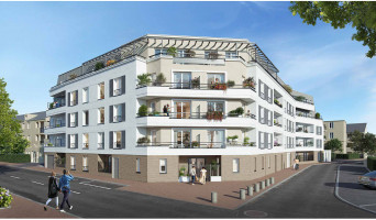 Chilly-Mazarin programme immobilier rénové « Le Chailly » en loi pinel