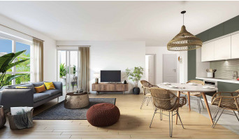 Chilly-Mazarin programme immobilier neuve « Le Chailly » en Loi Pinel  (2)