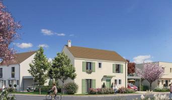 Écharcon programme immobilier rénové « L'Ecrin d'Echarcon » en loi pinel