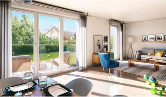Roubaix programme immobilier neuve « Alcoves » en Loi Pinel  (3)