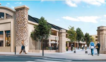 Bordeaux programme immobilier neuve « Avant-Garde - Egérie »