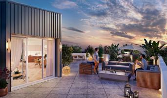 Meaux programme immobilier neuve « Côté Canal »