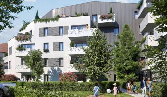 Meaux programme immobilier neuve « Côté Canal »  (3)