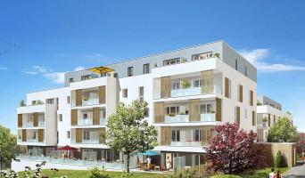 Saint-Nazaire programme immobilier neuve « L'Escale 124 »