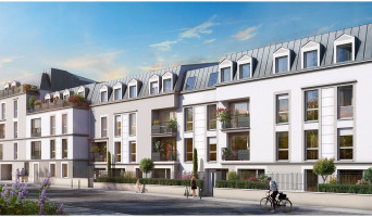Savigny-sur-Orge programme immobilier neuve « Le Fantasio »
