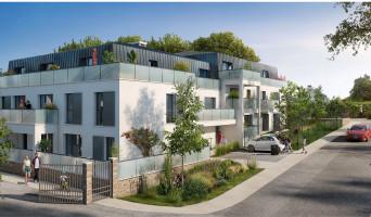 Cesson programme immobilier neuve « Le Stendhal » en Loi Pinel