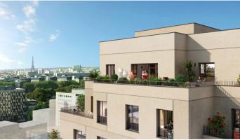 Asnières-sur-Seine programme immobilier neuf « Central Parc » en Loi Pinel