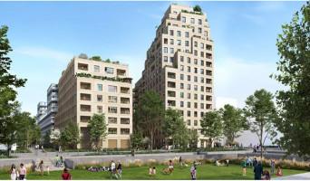 Asnières-sur-Seine programme immobilier neuve « Central Parc » en Loi Pinel  (2)