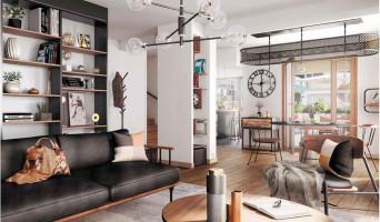Asnières-sur-Seine programme immobilier neuve « Central Parc » en Loi Pinel  (4)