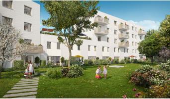 Lille programme immobilier rénové « Green Square » en loi pinel