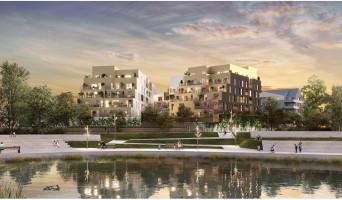 Savigny-le-Temple programme immobilier neuve « Les Lucioles »
