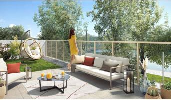 Savigny-le-Temple programme immobilier neuve « Les Lucioles »  (2)