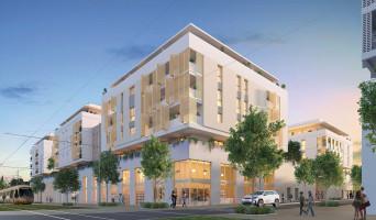 Montpellier programme immobilier rénové « Nova Park » en loi pinel