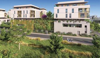 Montpellier programme immobilier neuve « Nova Park » en Loi Pinel  (2)