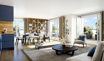 Villepinte programme immobilier neuve « Le 175 » en Loi Pinel  (3)