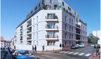 Brignoles programme immobilier neuve « Esprit Village »