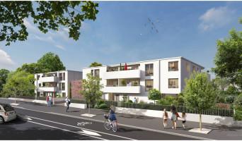 Mérignac programme immobilier neuve « L'Orée Saint Augustin » en Loi Pinel  (2)