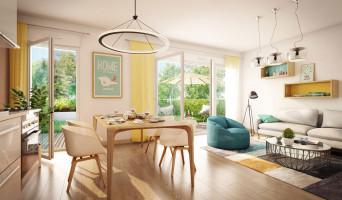 Mérignac programme immobilier neuve « L'Orée Saint Augustin » en Loi Pinel  (3)