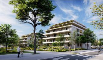 Toulouse programme immobilier neuve « Nao » en Loi Pinel  (2)