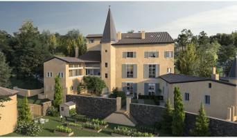 Albigny-sur-Saône programme immobilier à rénover « Château Bel Air » en Déficit Foncier