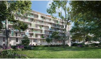 Talence programme immobilier rénové « Iconic » en loi pinel