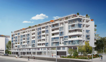 Talence programme immobilier neuve « Iconic » en Loi Pinel  (2)