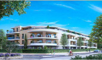 Auribeau-sur-Siagne programme immobilier neuve « Ellipse »