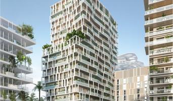 Nice programme immobilier neuve « Joia / Reva » en Loi Pinel  (2)