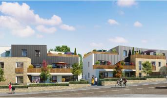 Saint-Herblain programme immobilier rénové « Carré de Flore » en loi pinel