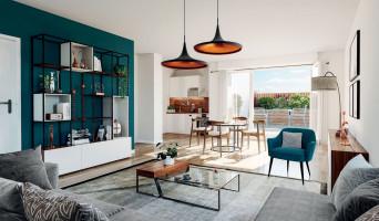 Saint-Herblain programme immobilier neuve « Carré de Flore » en Loi Pinel  (3)