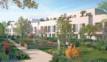 Toulouse programme immobilier rénové « Nuances Opaline » en loi pinel
