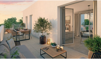 Toulouse programme immobilier neuve « Nuances Opaline » en Loi Pinel  (3)