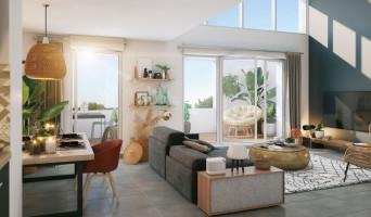 Toulouse programme immobilier neuve « West Side » en Loi Pinel  (2)