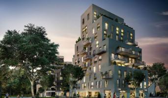 Nantes programme immobilier rénové « Allure » en loi pinel
