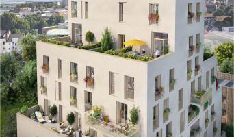 Nantes programme immobilier neuve « Allure » en Loi Pinel  (2)