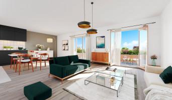 Bussy-Saint-Georges programme immobilier neuve « Programme immobilier n°218733 » en Loi Pinel  (5)
